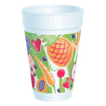 Fruits-Foam-Cup-12oz