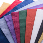 coloured-napkins